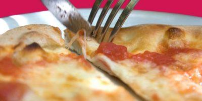 4. Tenedor y cuchillo Foto:Vía Bodylanguagelady