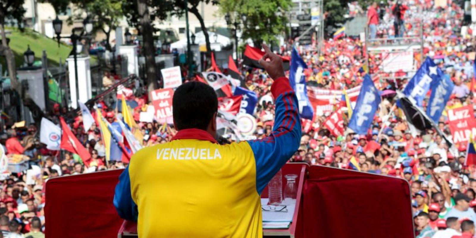 7. Venezuela alcanzó 82 puntos Foto:Getty Images