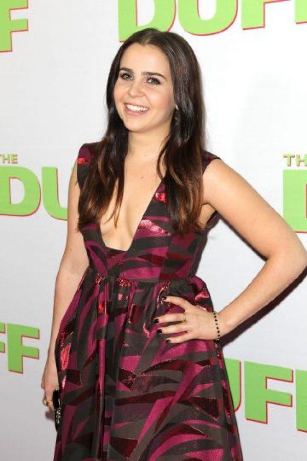 La joven sigue con su carrera como actriz Foto:Getty Images
