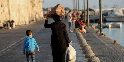 Algunos han pagado sumas cuantiosas a traficantes que los hacen pasar las fronteras ilegalmente. Foto:Getty Images
