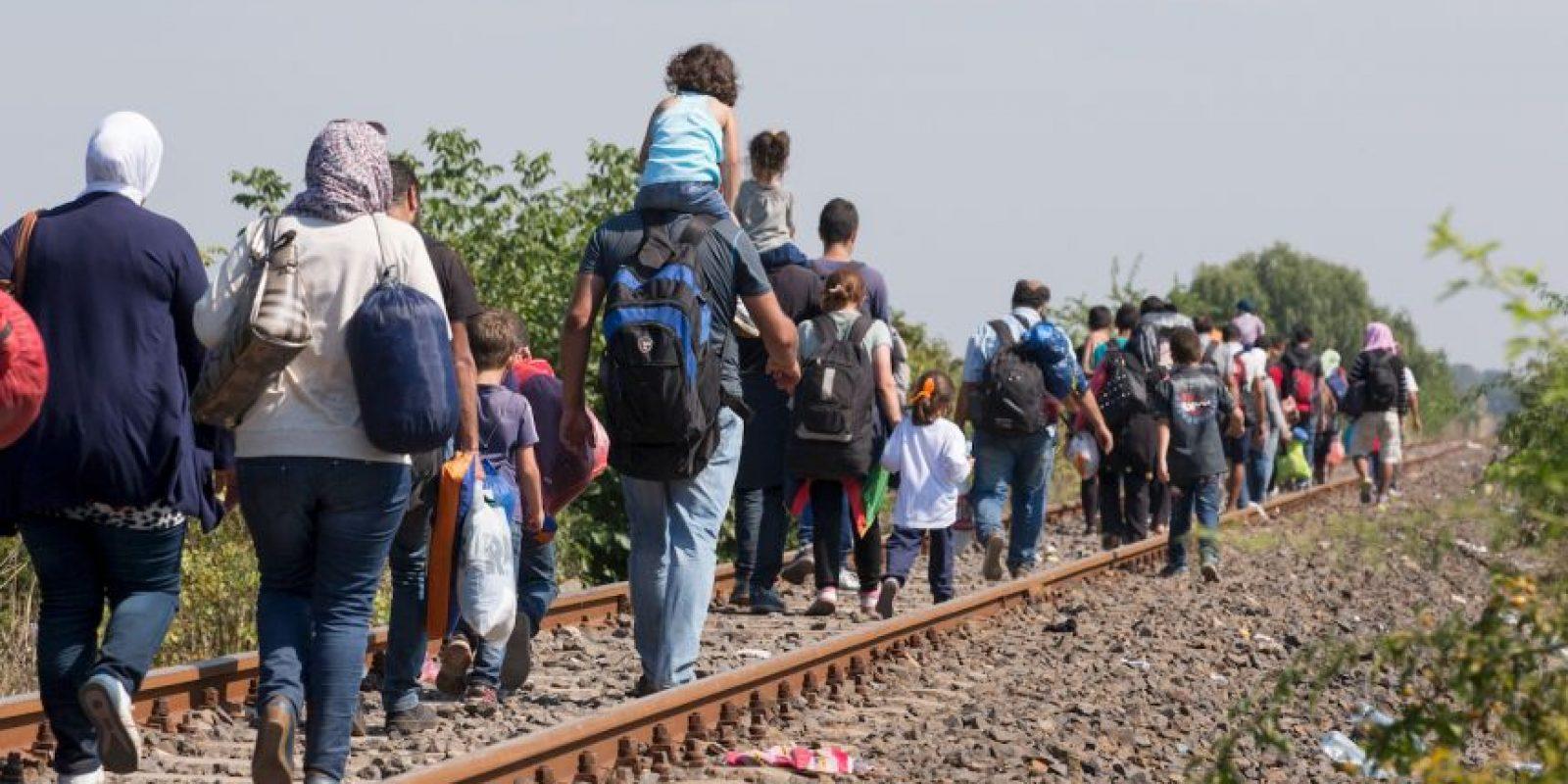 La situación luce del todo inexplicable, porque tanto los niños como los adultos se encontraban en condiciones físicas muy malas. Foto:Getty Images