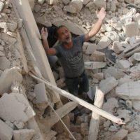 1. Alepo, en Siria Foto:AFP