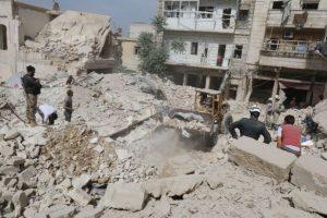 Una de las más castigadas por la guerra de Siria, es probablemente la más antigua del mundo. Existen zonas que datan del año 6 mil a.C., pero excavaciones en el norte de la ciudad afirman que había asentamientos en el 11 mil a.C. Foto:AFP