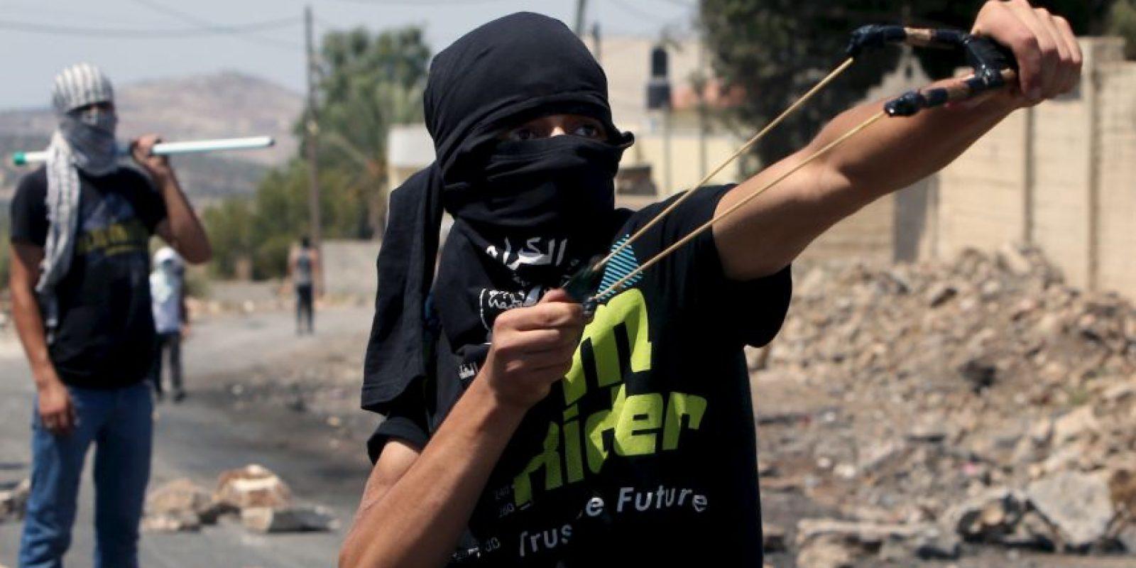 De acuerdo a cifras del Comité para Asuntos de los Prisioneros Palestinos Foto:AFP