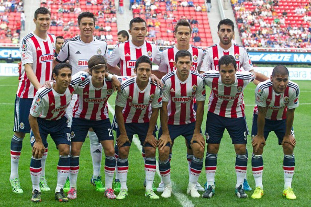4. Guadalajara (México) Foto:Getty Images