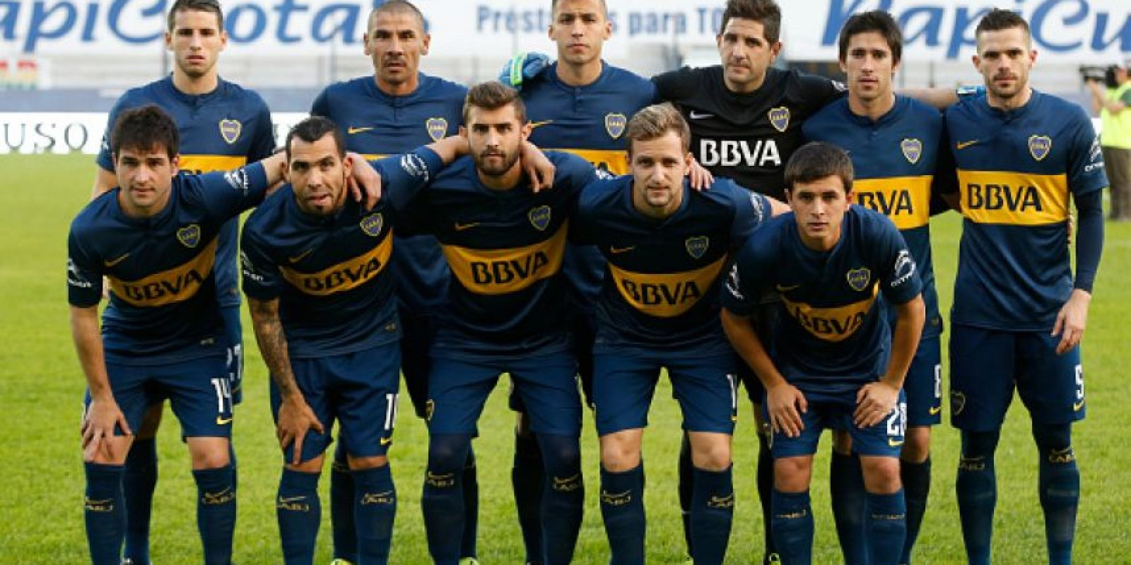 11. Boca Juniors (Argentina) Foto: Getty Images