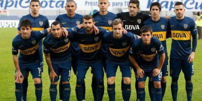 11. Boca Juniors (Argentina) Foto:Getty Images