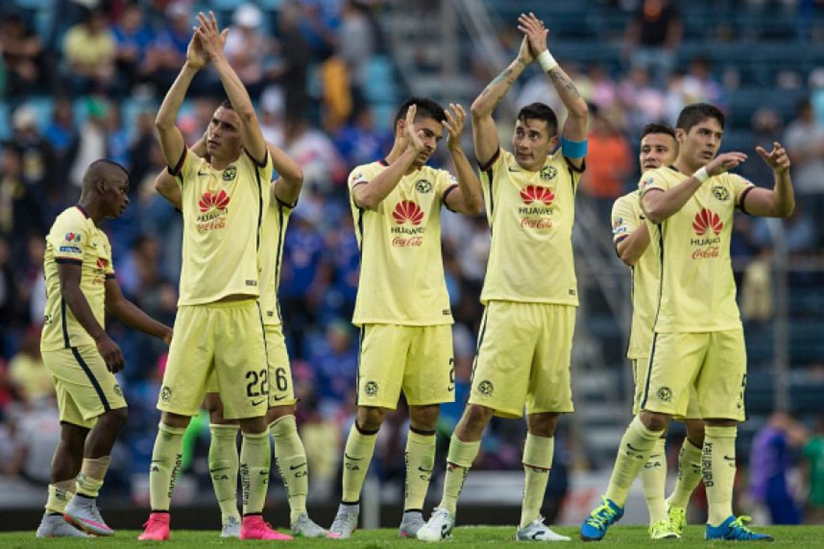 10. América (México) Foto: Getty Images