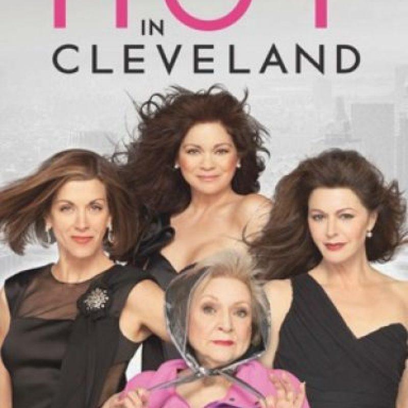 """""""Hot In Cleveland – Temporadas 1 y 2"""". Disponible a partir del 1 de septiembre. Foto:TV Land"""