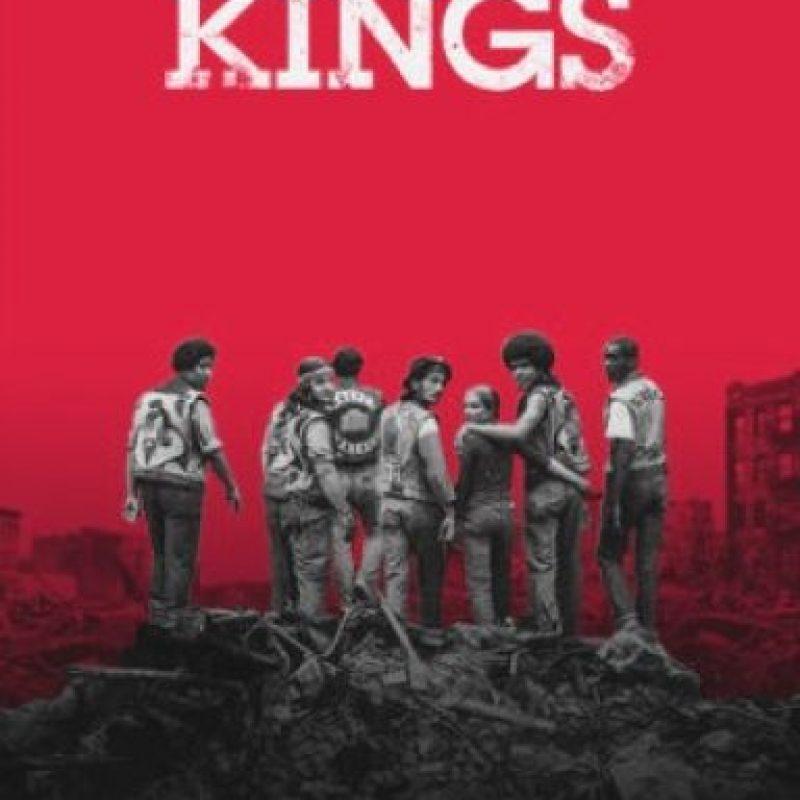 """""""Rubble Kings"""". Disponible a partir del 15 de septiembre. Foto:Shan Nicholson"""