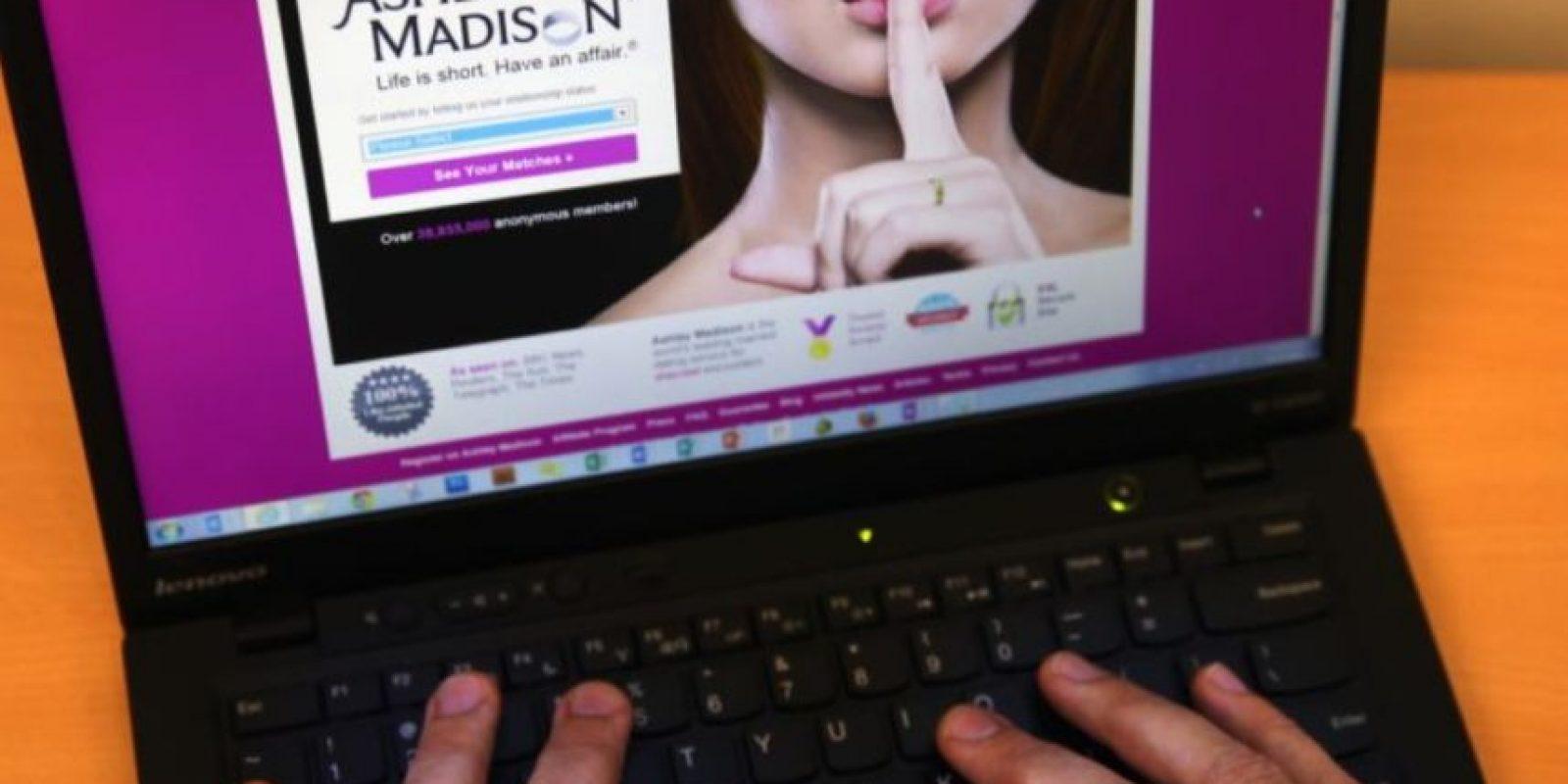 Este sitio web es especialmente popular y polémico por su temática. Foto:Getty Images