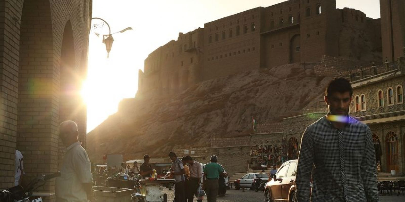 5. Erbil, en Irak Foto:Getty Images