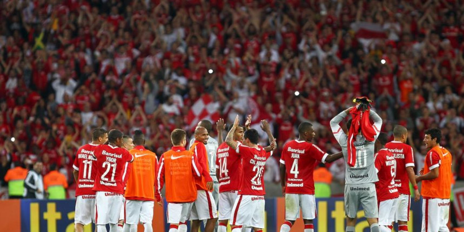 8. Internacional (Brasil) Foto: Getty Images