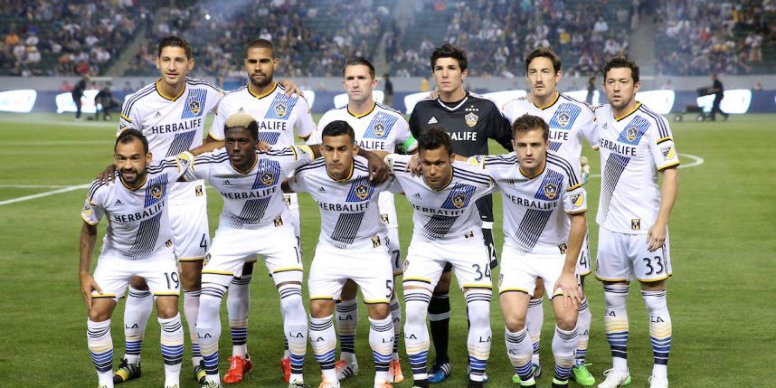 9. Los Ángeles Galaxy (Estados Unidos) Foto:Getty Images