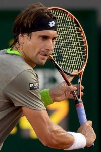 5. David Ferrer (España) Foto: Getty Images