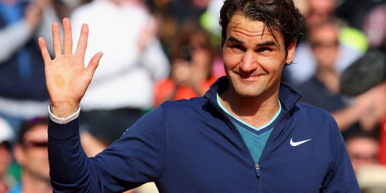 9. Roger Federer (Suiza) Foto: Getty Images