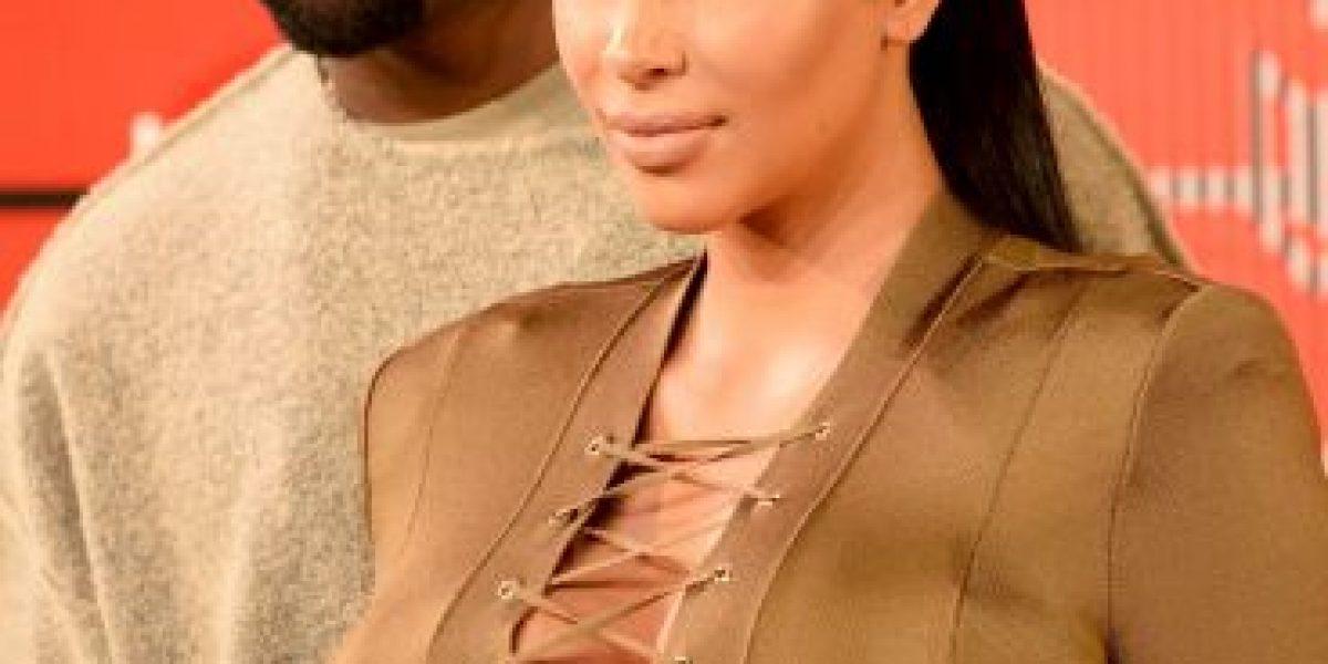 Kim Kardashian fue la reina de los memes de los MTV Video Music Awards 2015