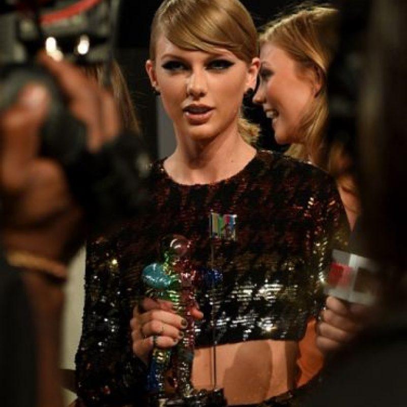 "Taylor Swift — ""Bad Blood"" (Feat. Kendrick Lamar) Foto:Getty Images"