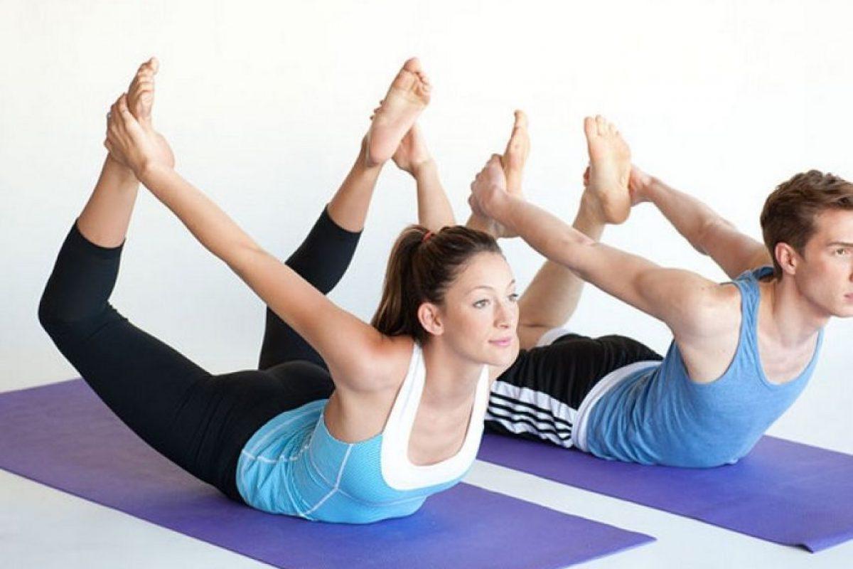 Para aumentar más la tensión y mejorar el estiramiento debemos llenar los pulmones de aire y mantenerlo un rato. Foto:Tumblr