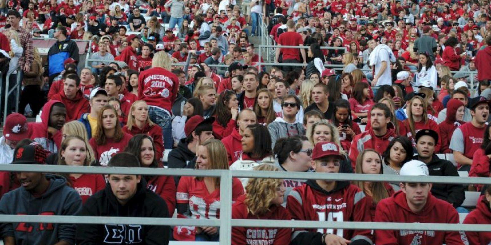 """En lugar de """"ilegales"""", los estudiantes deberan decir sin papeles, emigrantes o inmigrantes. Foto:Vía facebook.com/WSUPullman"""