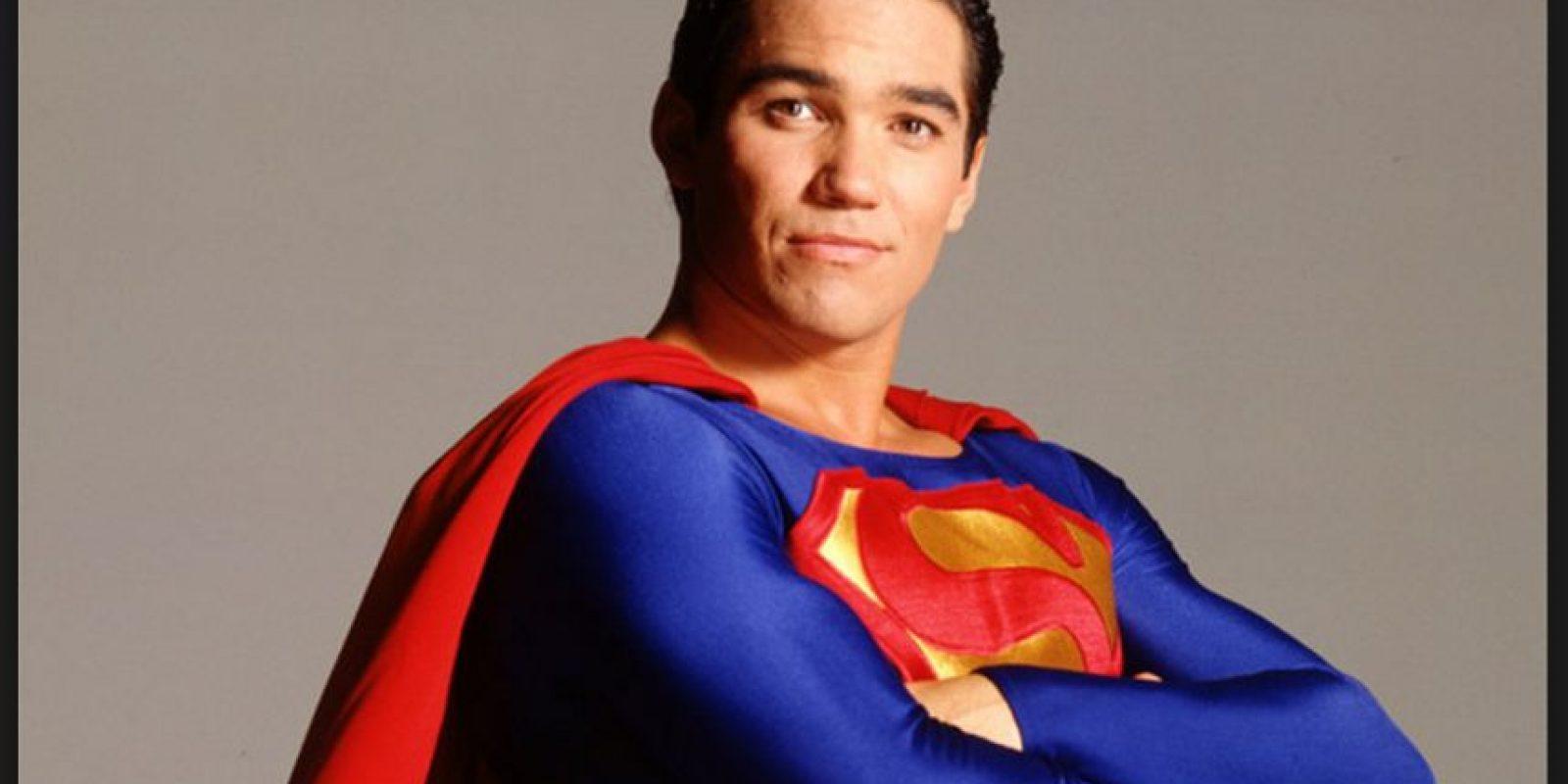 """Otro actor que recreó a Superman fue Dean Cain en la teleserie ˝Lois & Clark: Las nuevas aventuras de Superman"""""""