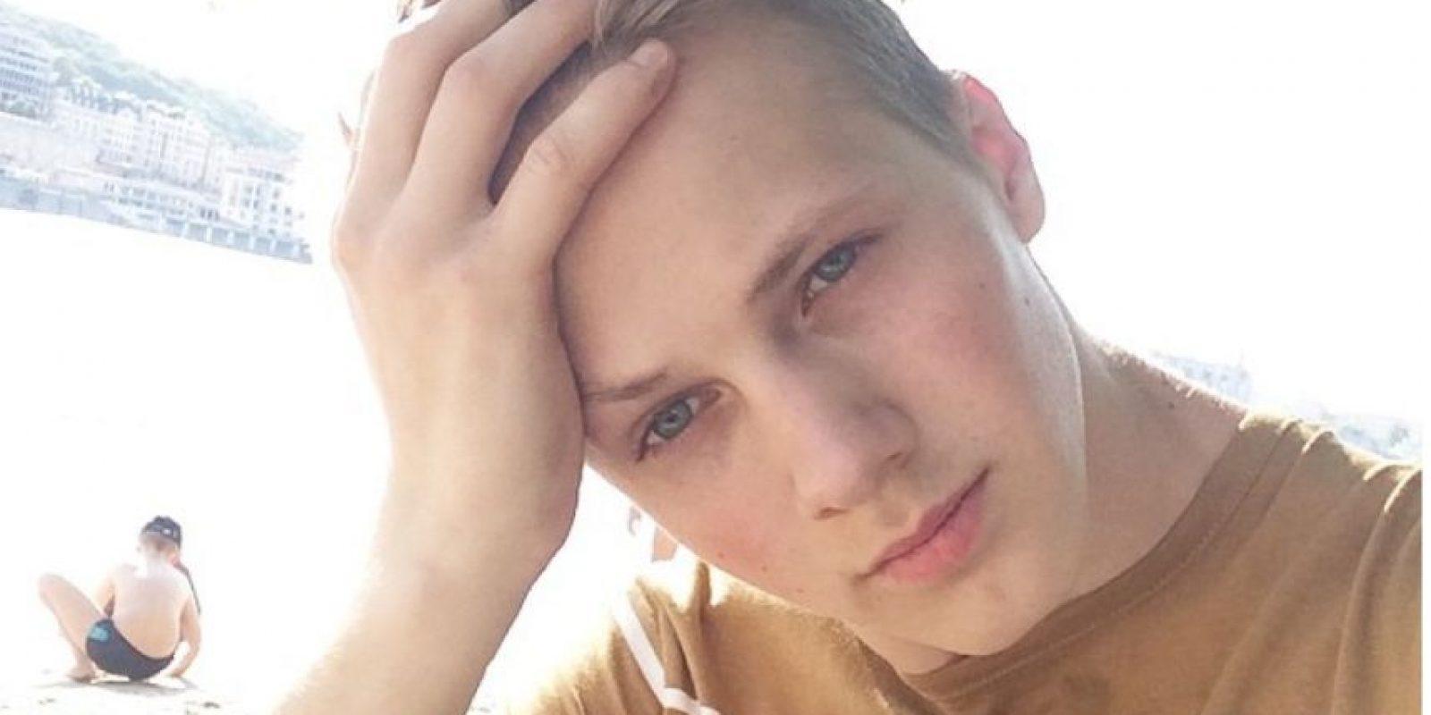 Tiene 18 años Foto:Vía Instagram/@pashabumchik