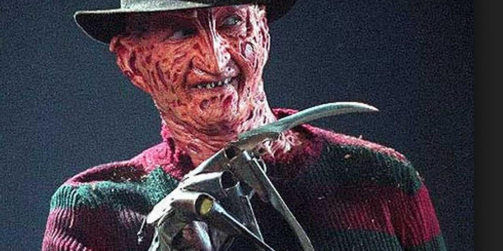 """Freddy Krueger"" Foto:Via wikia.com"