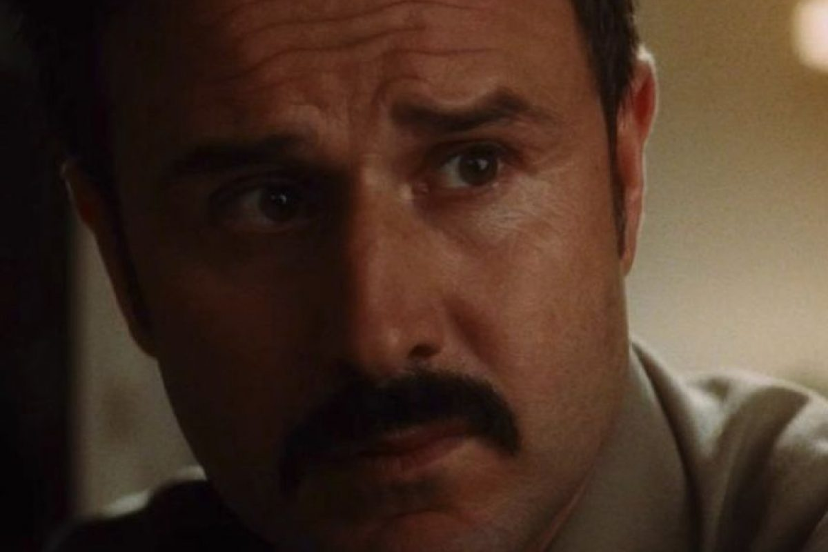 "David Arquette era ""Dewey Riley"" en ""Scream"" Foto: Via wikia.com"