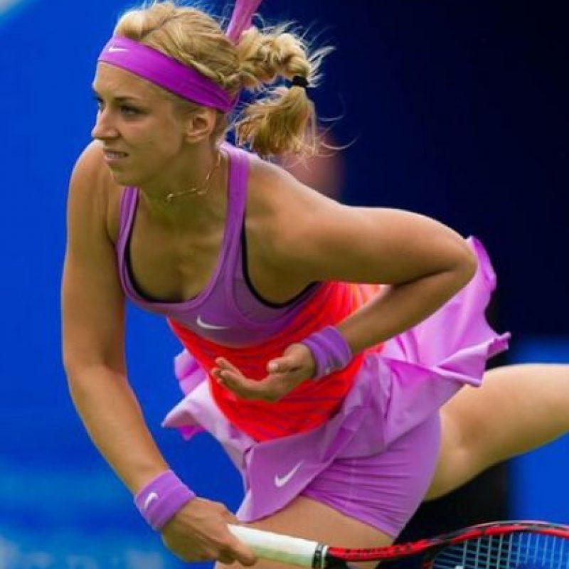 Es alemana y tiene 25 años. Ocupa el lugar 24 en el ranking de la ATP. Foto:Vía instagram.com/sabinelisicki