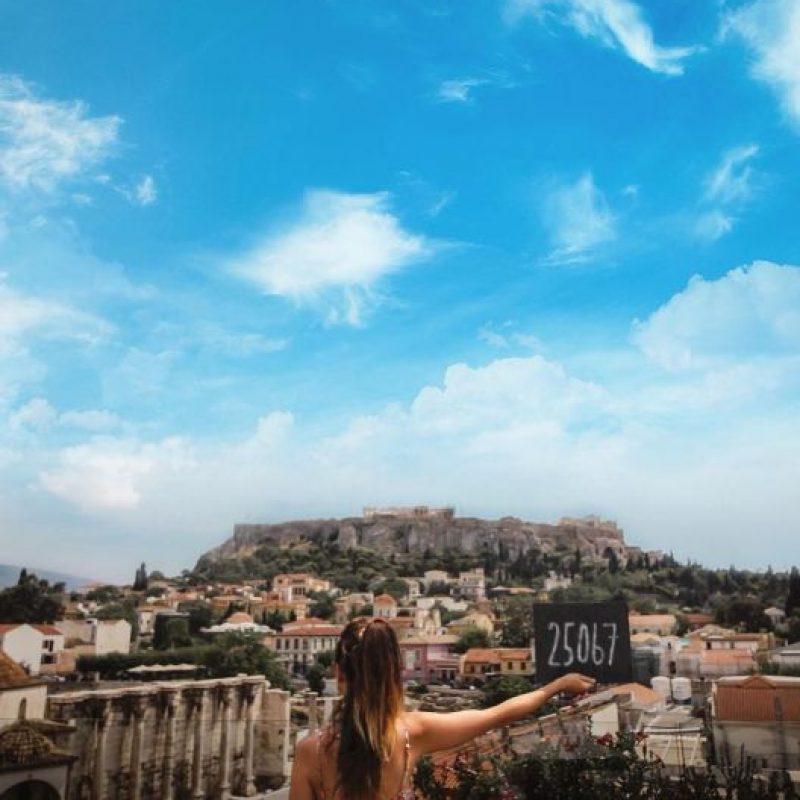 Y sí, muestran estas maravillosas vistas. Foto:vía Instagram