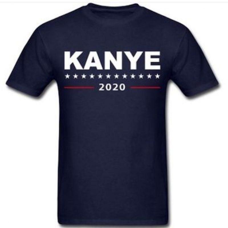 Ya hay camisetas a la venta en Internet Foto:Instagram.com/explore/tags/kanyewest/
