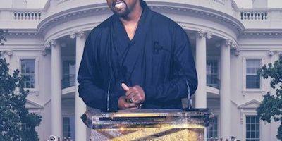 La Casa Blanca responde a las aspiraciones presidenciales de Kanye West