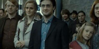 """En 2004 nacería el primer hijo de """"Harry Potter"""" y """"Ginny"""". Foto:YouTube/Warner Bros"""