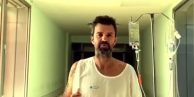 Pau Donés fue diagnosticado con cáncer de colon. Foto: YouTube/Jarabe de Palo