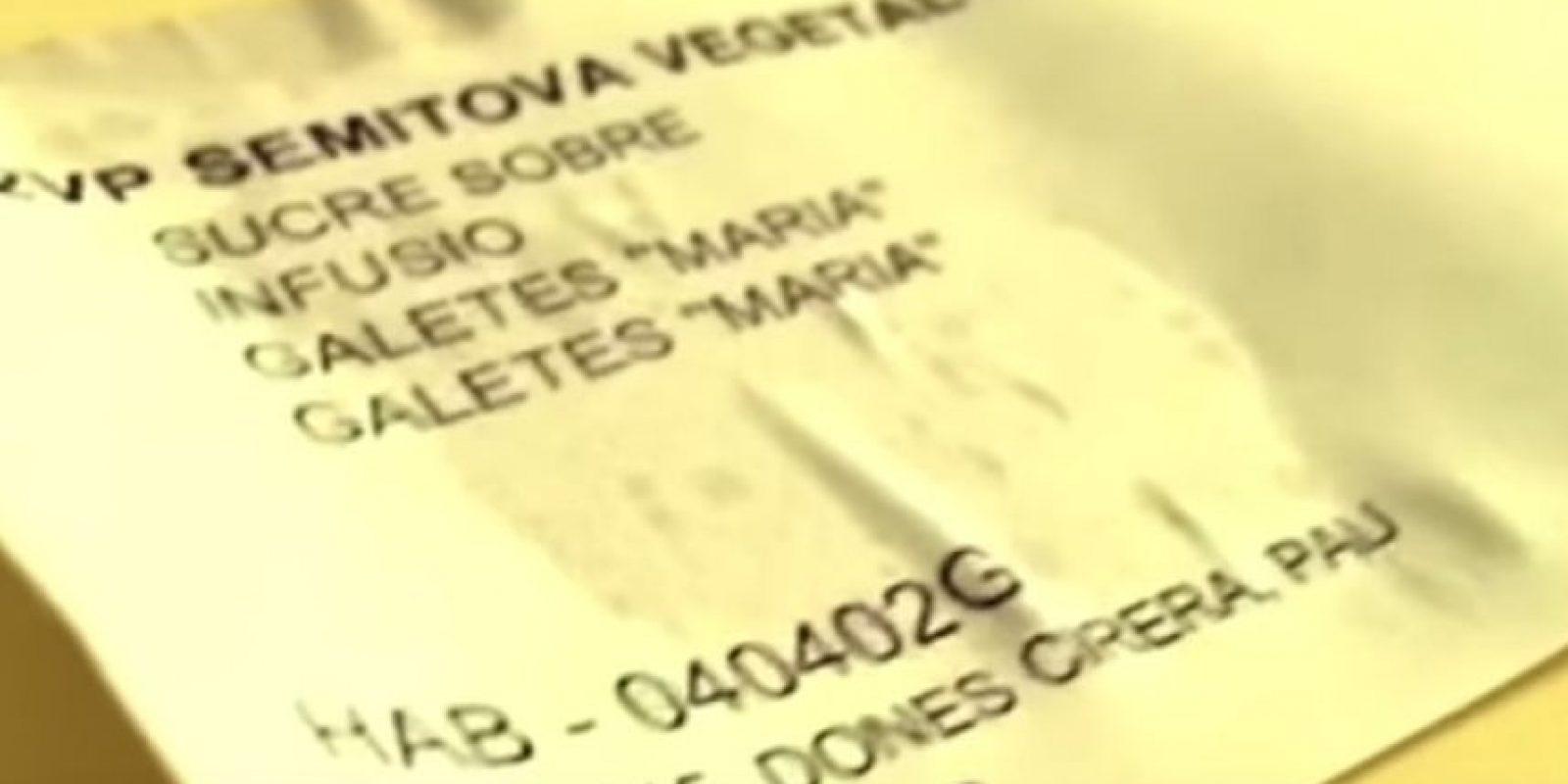 Diagnóstico Foto:YouTube/Jarabe de Palo