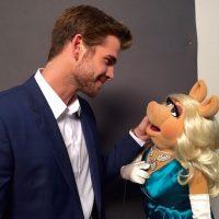 """""""Pasé el viernes con la chica más hermosa del mundo"""", fueron las palabras del actor. Foto:Instagram/LiamHemsworth"""