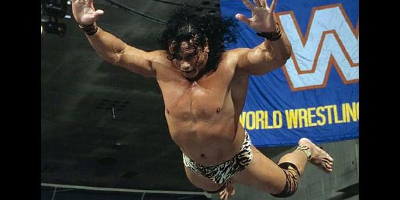 Se trata de Jimmy Snuka Foto:WWE