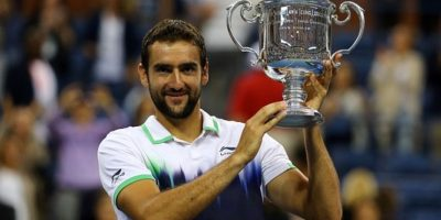 Final masculina del US Open. Foto:Getty Images