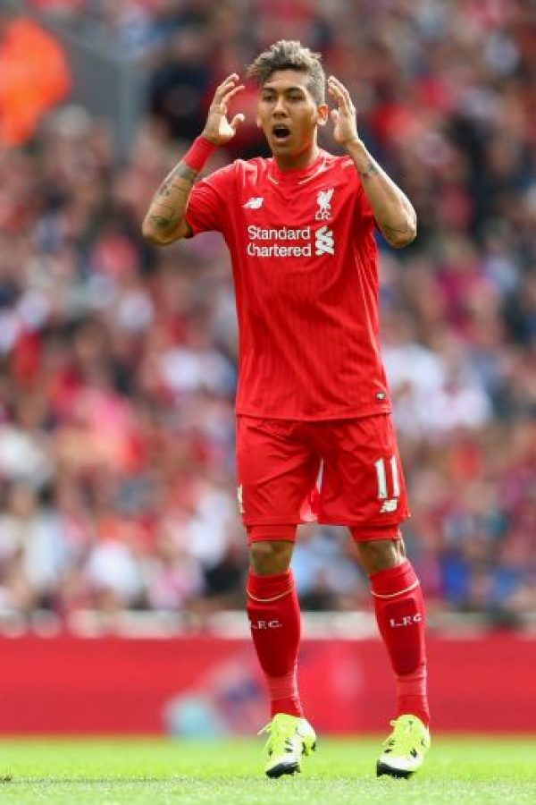 Roberto Firmino Foto: Getty Images