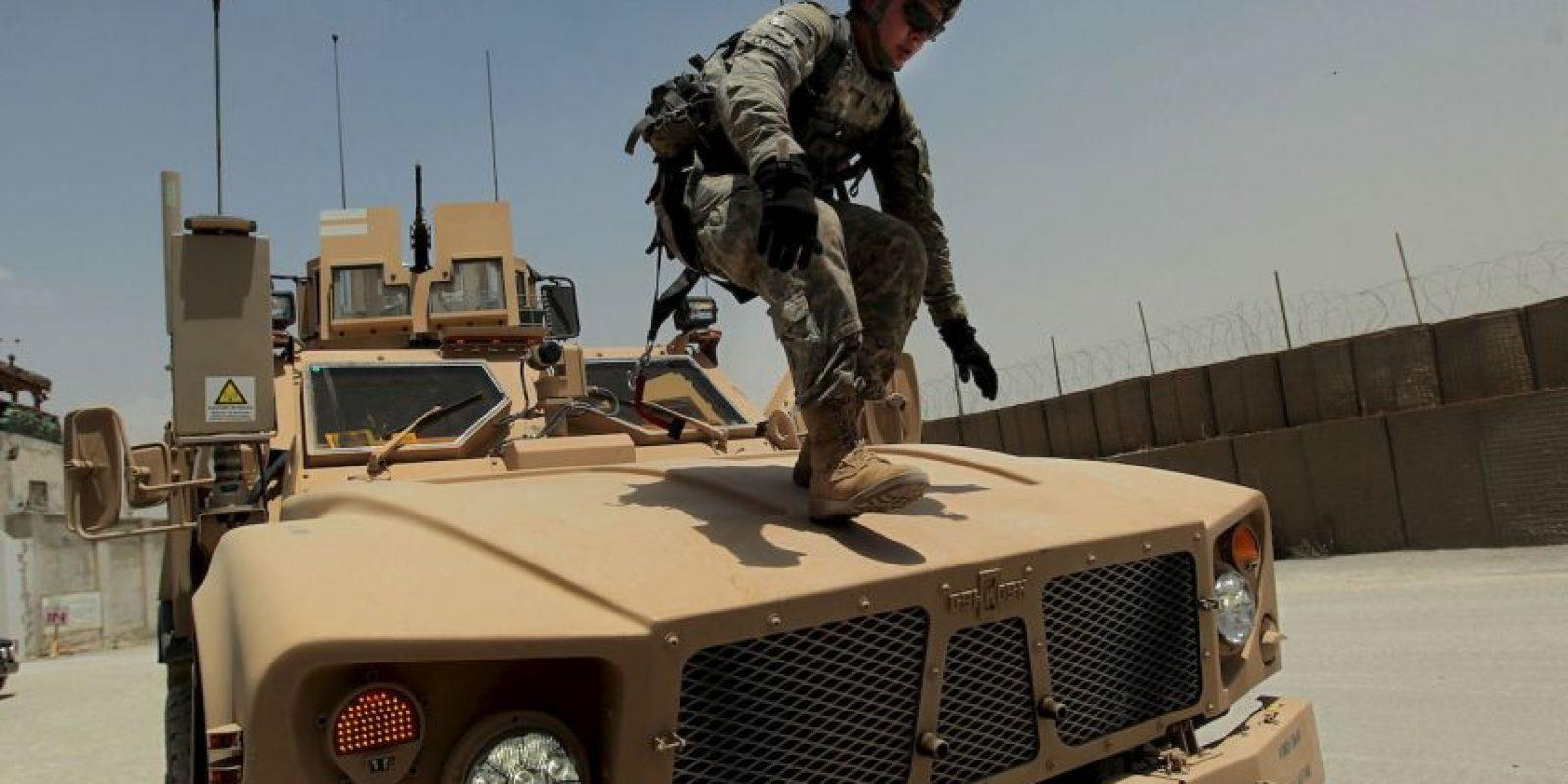 El nuevo vehículo reemplazará al Humvee. Foto:Getty Images