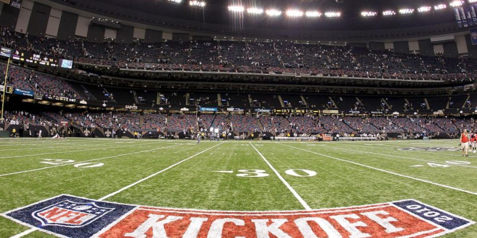 Arranca la temporada 2015 de la NFL con el partido entre Pittsburgh Steelers y New England Patriots. Foto:Getty Images