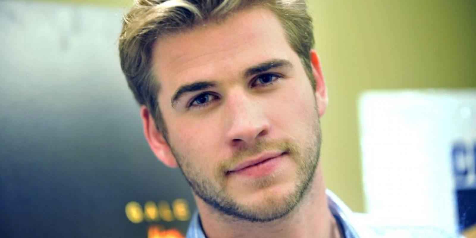 """Liam Hemsworth hizo su debut en Instagram con """"una mujer"""" Foto:Getty Images"""