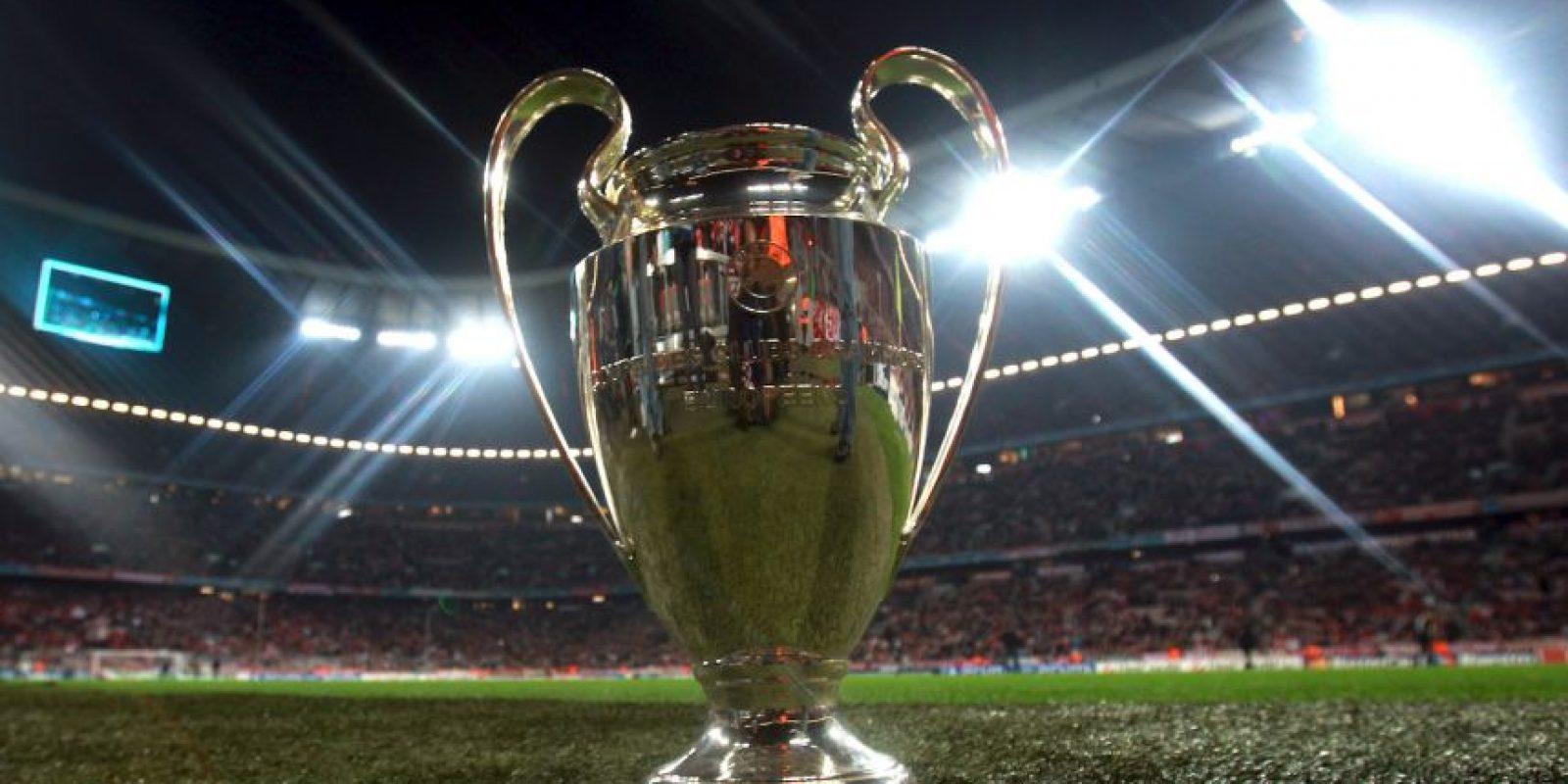 Continúa la primera jornada de la Champions League. Foto:Getty Images