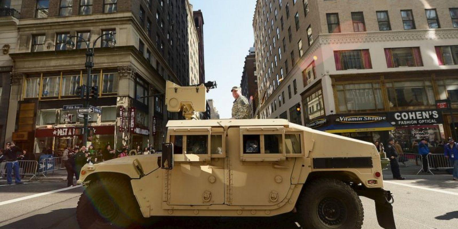 El trabajo de ensamble se realizará en Oshkosh, Wisconsin, según el portal del ejército estadounidense. Foto:Getty Images