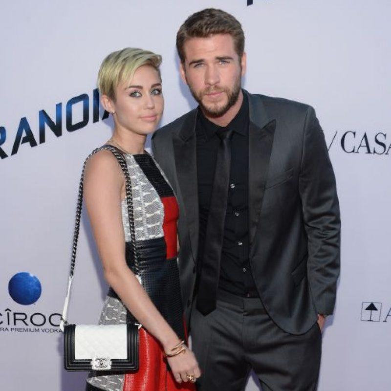 En 2012 anunciaron sus planes de boda. Sin embargo, en 2013 terminaron su relación. Foto:Getty Images