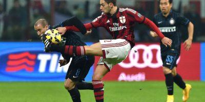 Serie A: Inter de Milán vs. AC Milán. Foto:Getty Images