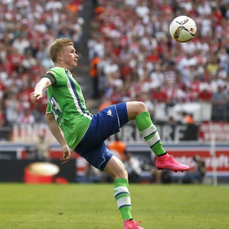 Medios: Kevin de Bruyne Foto: Getty Images