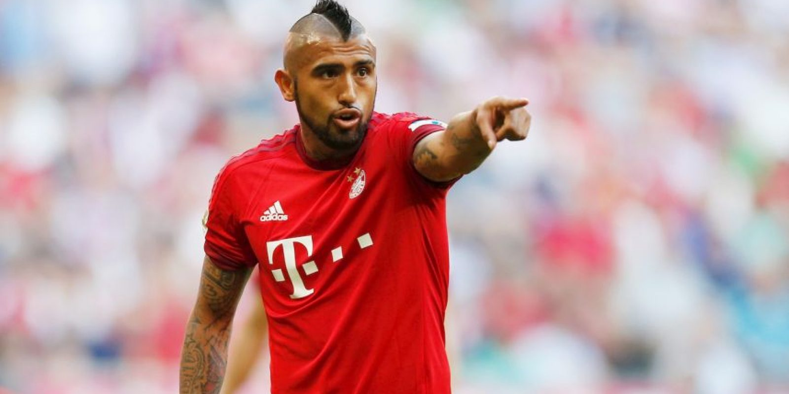 Arturo Vidal Foto: Getty Images