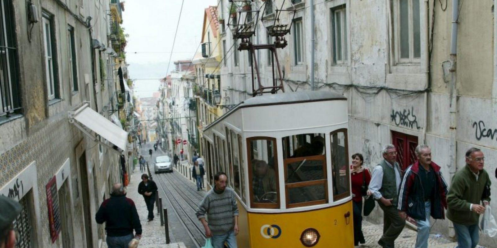 28. Lisboa, Portugal va elevando el puntaje con 85.023 Foto:Getty Images