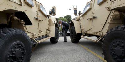 8 datos del vehículo militar que reemplazará al Humvee